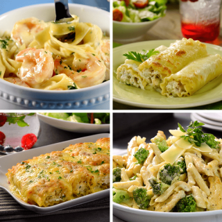Recipes with Alfredo Sauce