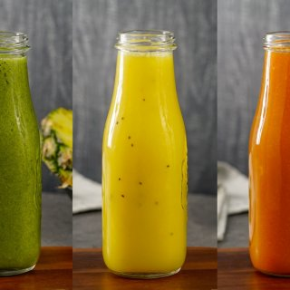 3 Ways Healthy Juices