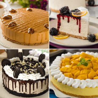 Easy Recipes of Cheescakes without Oven