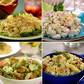Cold and Easy Pasta Recipes