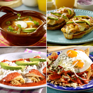 Easy Mexican Breakfasts