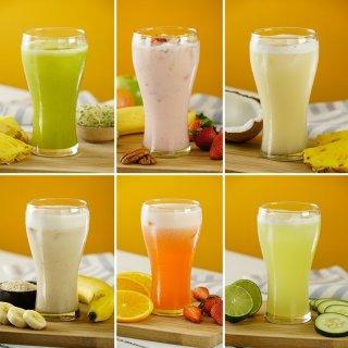 6 Aguas Frescas Fáciles