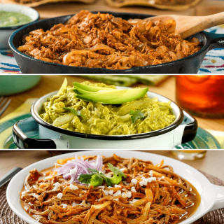 3 Recipes from Tinga