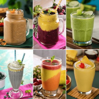 Smoothies Frutales
