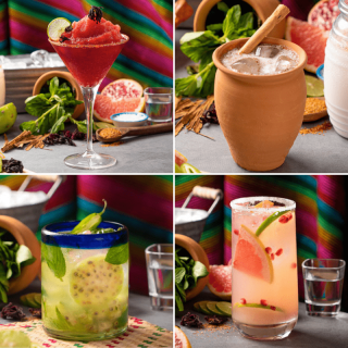 4 Mexican Cocktails