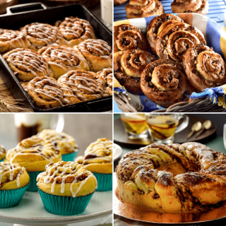4 Ways to Prepare Cinnamon Roles
