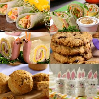 Ideas para el Lunch de los Niños