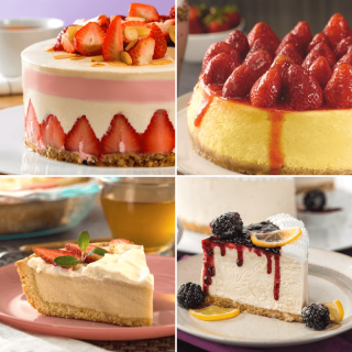 4 Ways to Make a Cheesecake