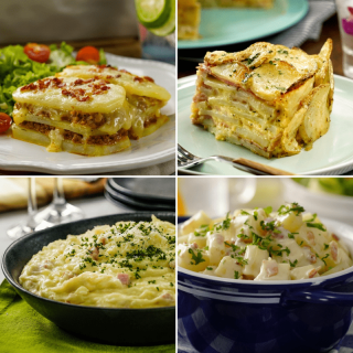 Best Recipes with Potato