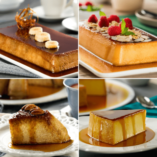 4 Flan Recipes