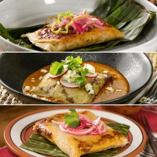 3 Recetas de Tamales Mexicanos