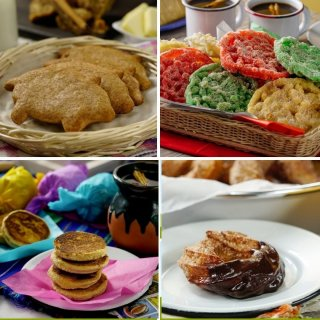4 Mexican Desserts