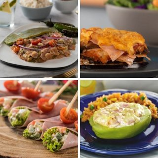 Easy recipes with ham