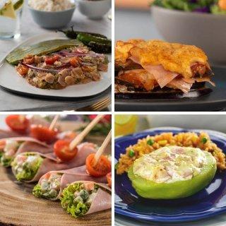 Recetas fáciles con jamón