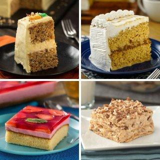 Las mejores recetas de pasteles