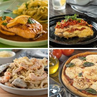4 recipes for your Valentine's dinner