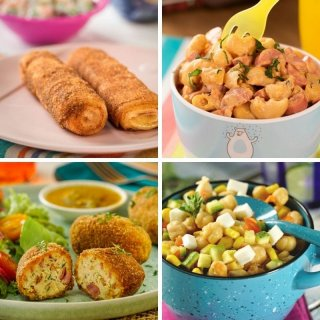 Fast food ideas for kids