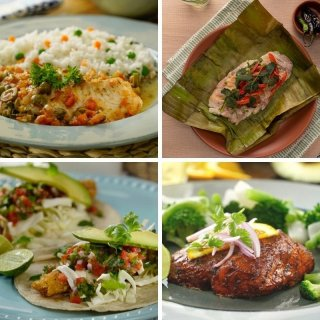 4 easy recipes with fish fillet