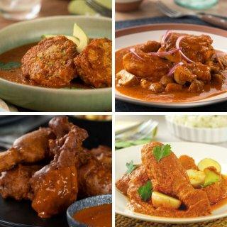Recetas picantes con pollo