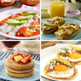 4 quick breakfasts for the week