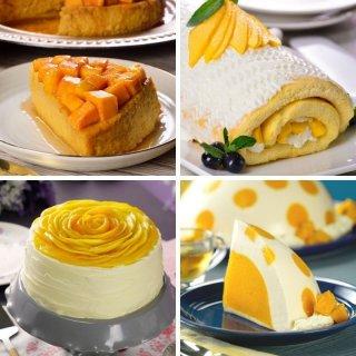 4 irresistibles postres con mango