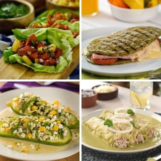 Light and inexpensive dinners