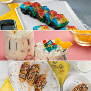 Colorful Recipes for Kids