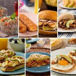 7 recetas para el almuerzo de la semana