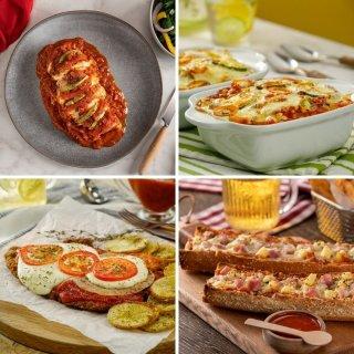 Recetas con salsa de tomate