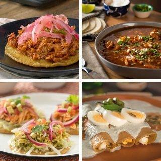 4 deliciosas recetas yucatecas