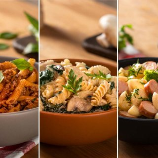 ¿Cómo hacer una comida completa en 10 minutos?