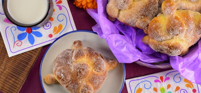 Recipes for the Day of the Dead