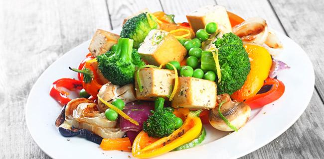 Recetas para Vegetarianos