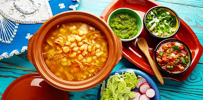 Recetas Mexicanas para Fiestas Patrias