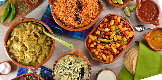 Mexican Recipes for National Holidays