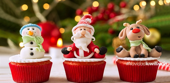 recetas de navidad para nios