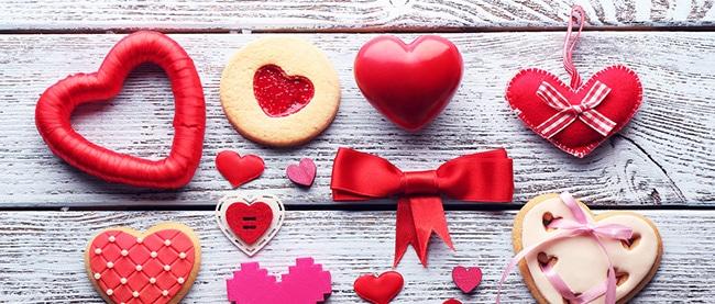 Recetas de San Valentín
