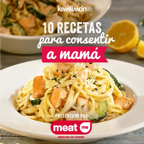 10 Recetas para consentir a mamá