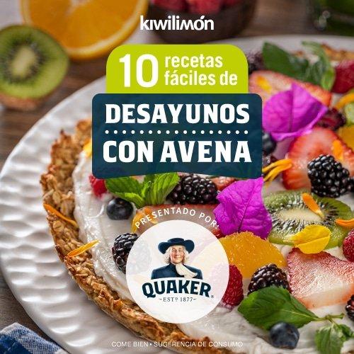 10 Recetas fáciles de Desayunos con Avena