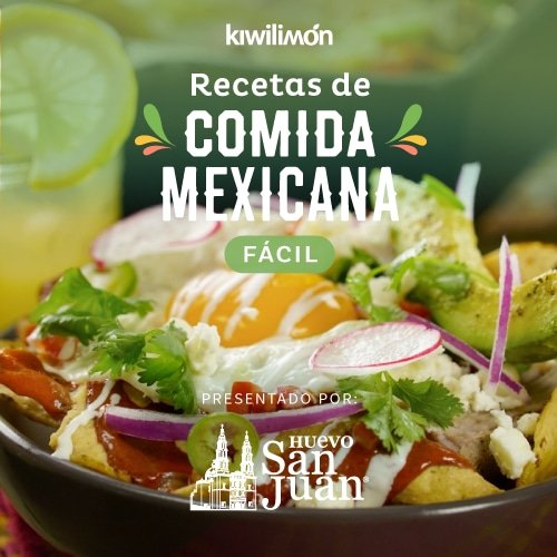 Recetas de Comida Mexicana Fácil