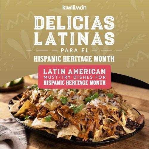 Delicias latinas para el Hispanic Heritage Month