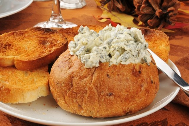 Hot Artichoke Dip without Dairy