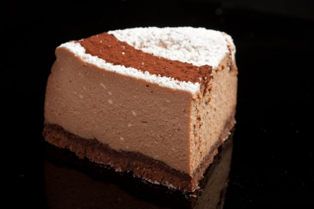 Seductor Irish Cream Cheesecake and Chocolate