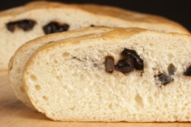 Bread with Olives