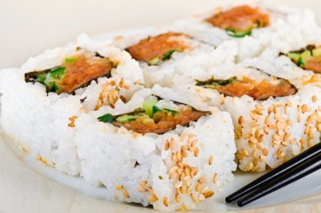 Atun Spicy Roll
