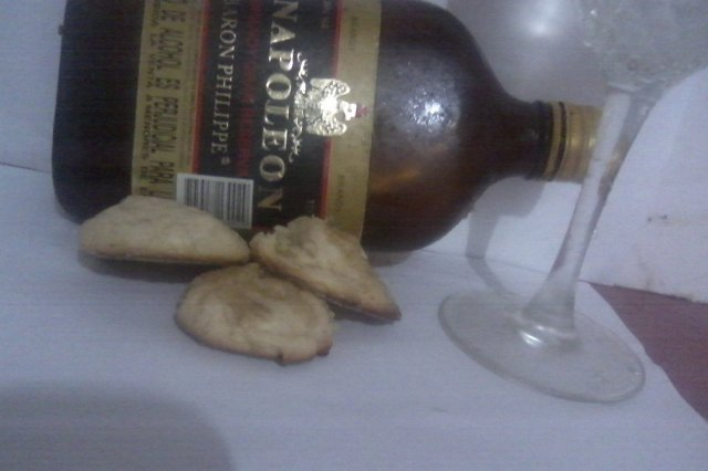 Galletas de Migas y Brandy