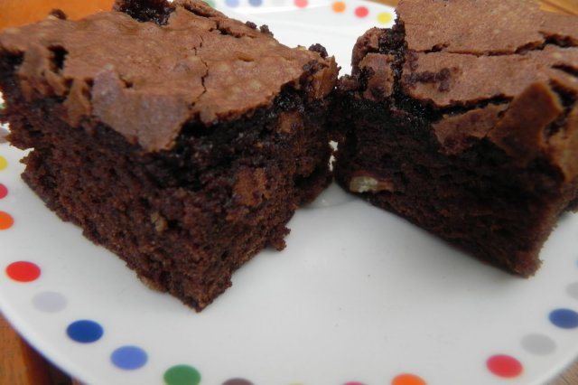 Brownies Cremosos