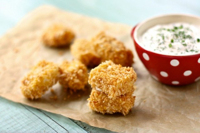 Chicken Croquettes for Children