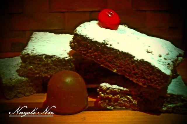 Brownie Doble Chocolate