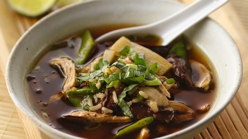 Recipe of mushroom and chicken soup recipes soups mushroom and chicken soup x imagenreceta forumfinder Image collections